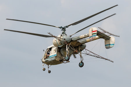 Kamov Ka-26 - HA-HSF operated by Private operator
