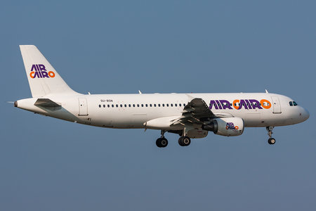 Airbus A320-214 - SU-BSN operated by Air Cairo