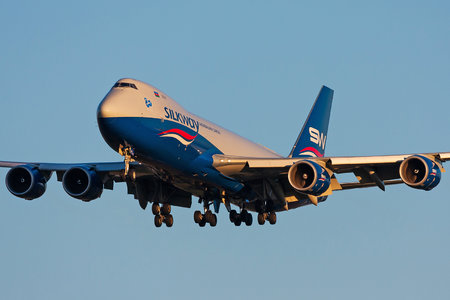 Boeing 747-8F - VQ-BBM operated by Silk Way West Airlines