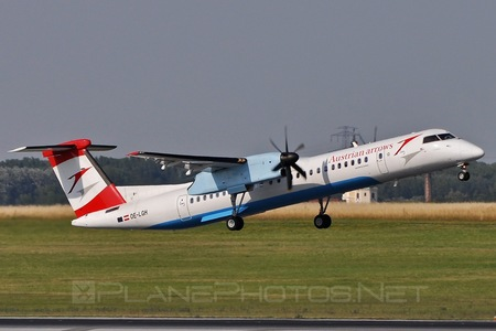 Bombardier DHC-8-Q402 Dash 8 - OE-LGH operated by Austrian arrows (Tyrolean Airways)