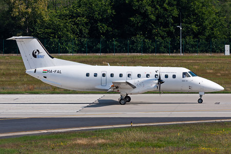 Embraer EMB-120ER Brasilia - HA-FAL operated by Budapest Aircraft Service