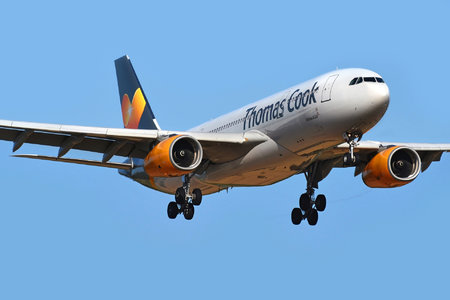Airbus A330-243 - G-TCXB operated by Thomas Cook Airlines