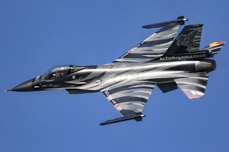 SABCA F-16AM Fighting Falcon - FA-101 operated by Luchtcomponent (Belgian Air Force)