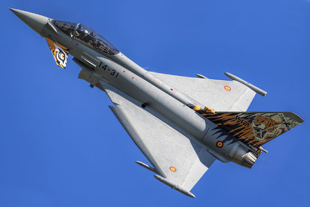 Eurofighter Typhoon S - C.16-73 operated by Ejército del Aire (Spanish Air Force)