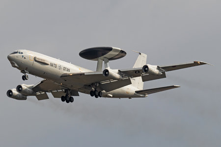 Boeing E-3A Sentry - LX-N90448 operated by NATO Airborne Early Warning & Control Force
