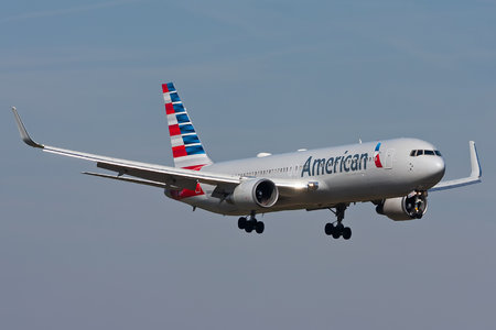 Boeing 767-300ER - N388AA operated by American Airlines