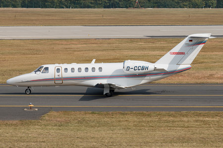 Cessna 525B Citation CJ3 - D-CCBH operated by Private operator