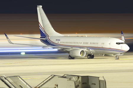 Boeing 737-700 BBJ - N835BA operated by Boeing Company