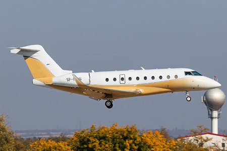 Gulfstream G280 - SP-MBW operated by Private operator
