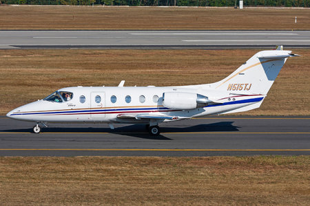 Raytheon Beechjet 400A - N515TJ operated by Private operator