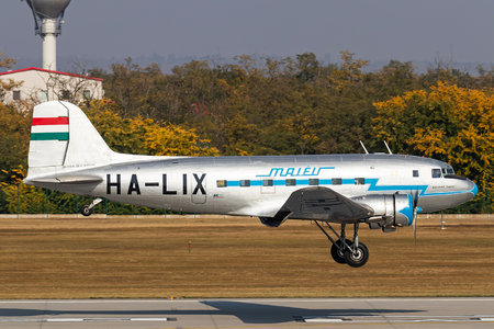Lisunov Li-2 - HA-LIX operated by Goldtimer Foundation