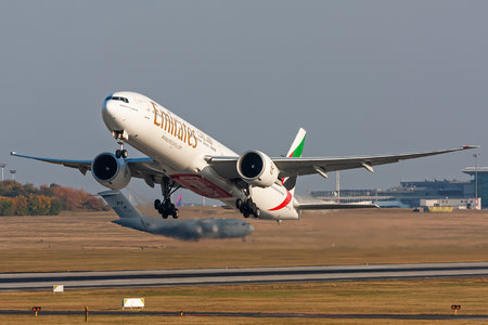 Boeing 777-300ER - A6-ENA operated by Emirates