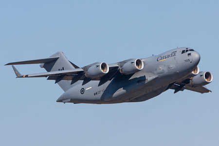 Boeing CC-177 Globemaster III - 177705 operated by Canadian Armed Forces