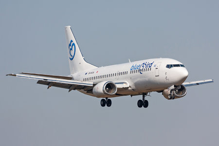Boeing 737-300 - 9H-NOA operated by Bluebird Airways