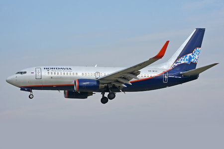 Boeing 737-700 - VP-BYY operated by Nordavia – Regional Airlines