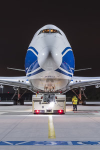 Boeing 747-8F - VQ-BRH operated by AirBridgeCargo