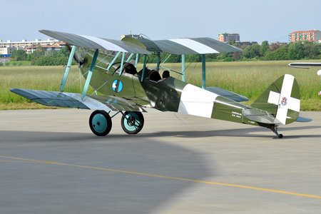 Caproni Ca.100 - I-ABMT operated by Private operator