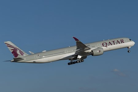 Airbus A350-1041 - A7-ANA operated by Qatar Airways