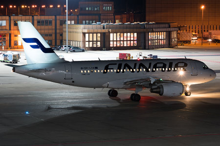 Airbus A319-112 - OH-LVA operated by Finnair