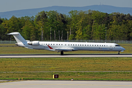 Bombardier CRJ1000 - EC-LPG operated by Air Nostrum