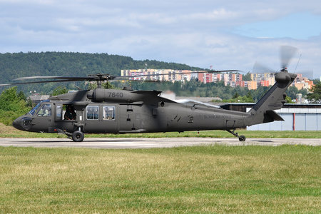 Sikorsky UH-60M Black Hawk - 7640 operated by Vzdušné sily OS SR (Slovak Air Force)