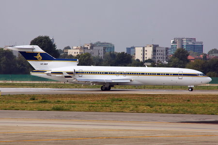 Boeing 727-200 Advanced - HZ-AB3 operated by Al Anwa Aviation