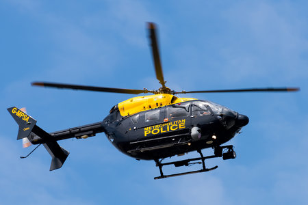 Eurocopter EC145 - G-MPSA operated by London Metropolitan Police Service