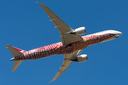 Boeing 787-9 Dreamliner - VH-ZND operated by Qantas