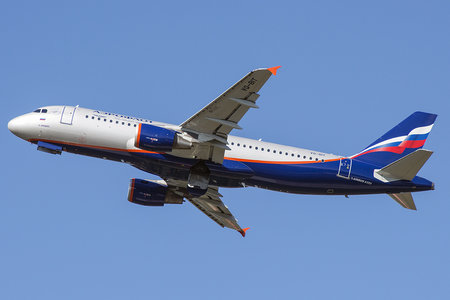 Airbus A320-214 - VQ-BIT operated by Aeroflot
