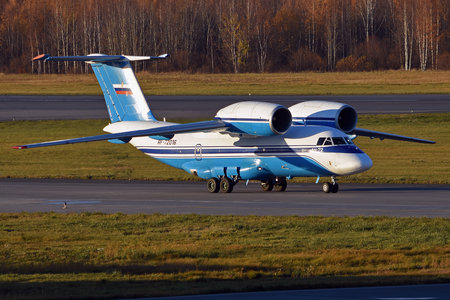 Antonov An-72 - RF-72016 operated by Pogranichnaya Sluzhba FSB Rossiyskoy Federacii (Border Service of the FSB of the Russian Federation)