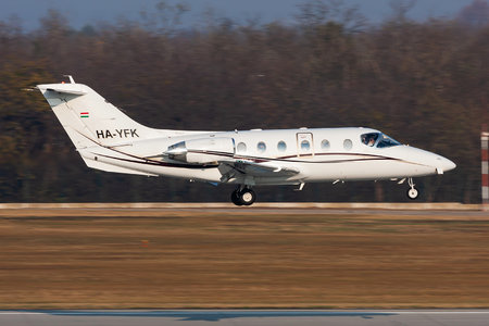Beechcraft Beechjet 400 - HA-YFK operated by Private operator