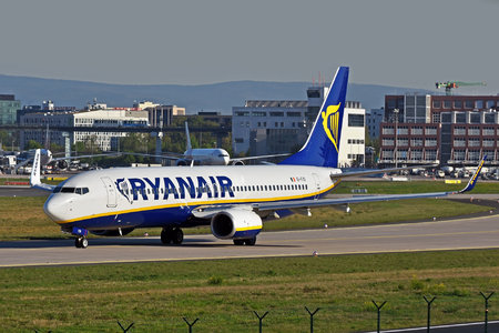 Boeing 737-800 - EI-FID operated by Ryanair