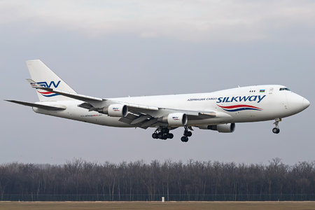 Boeing 747-400F - VP-BCV operated by Silk Way West Airlines