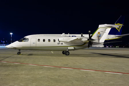 Piaggio P180 Avanti - MM62248 operated by Italy - Guardia di Finanza