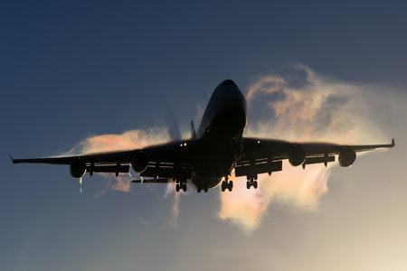 Boeing 747-400 - G-BYGC operated by British Airways