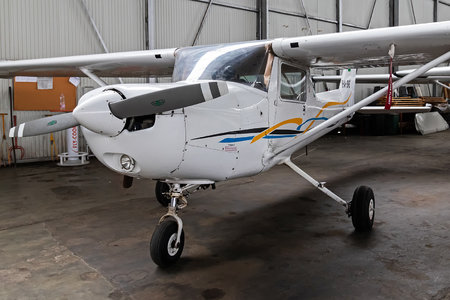 Cessna 152 - HA-SVE operated by Private operator