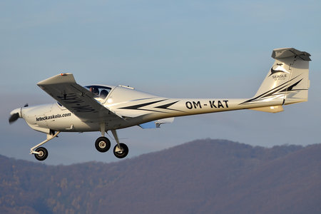 Diamond DA20-A1 Katana - OM-KAT operated by Seagle Air FTO