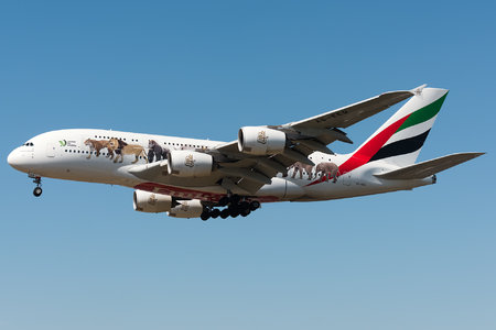 Airbus A380-861 - A6-EEQ operated by Emirates