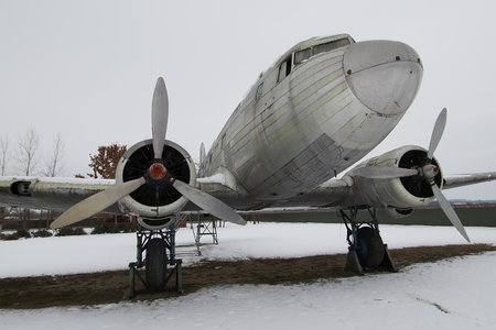 Lisunov Li-2P - HA-LIP operated by Private operator