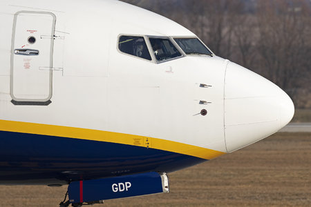 Boeing 737-800 - EI-GDP operated by Ryanair