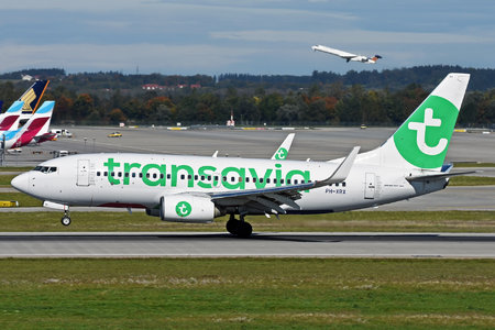 Boeing 737-700 - PH-XRX operated by Transavia Airlines