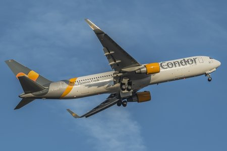 Boeing 767-300ER - D-ABUD operated by Condor
