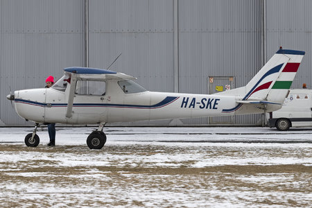 Cessna 150G - HA-SKE operated by Private operator