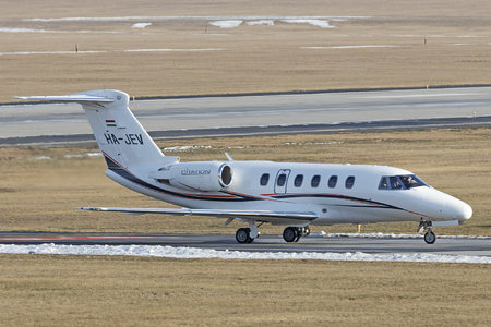 Cessna 650 Citation III - HA-JEV operated by Jet-Stream Kft.