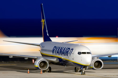 Boeing 737-800 - EI-EGB operated by Ryanair
