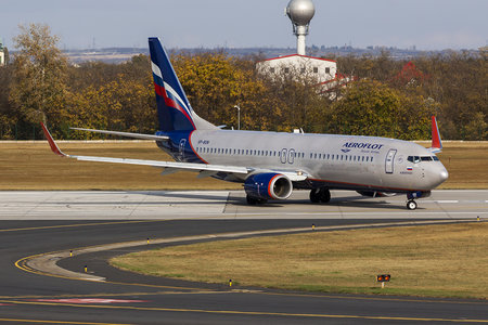 Boeing 737-800 - VP-BON operated by Aeroflot
