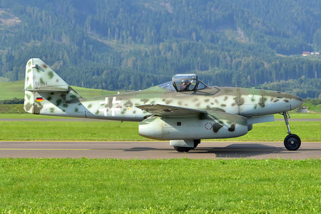 Messerschmitt Me 262A-1c Schwalbe - D-IMTT operated by Messerschmitt Foundation