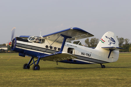 PZL-Mielec An-2TP - HA-YHJ operated by Fly-Coop