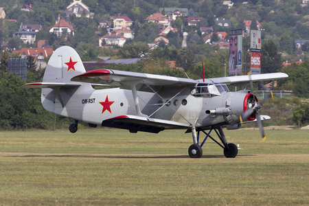 Antonov An-2TD - OM-RST operated by Private operator