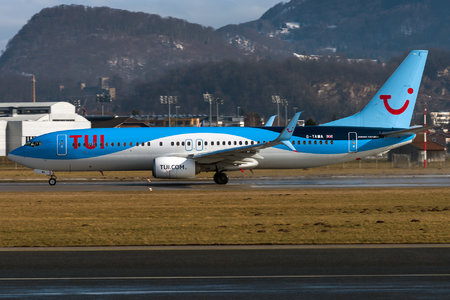 Boeing 737-800 - G-TAWA operated by TUI Airways